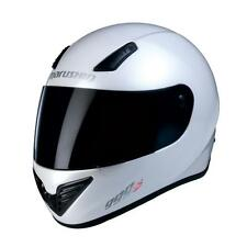 Marushin 999 RS ET Monocolor blanco perla XL. Casco integral carretera.