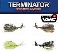 Terminator Shudder Bait 1/2 oz (Select Color)