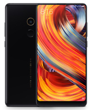 """Xiaomi Mi Mix 2 256GB Black (FACTORY UNLOCKED) 5.99"""" 6GB Ram 12MP Dual Sim"""