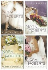 Bride Quartet by Nora Roberts 4 book set trade size...