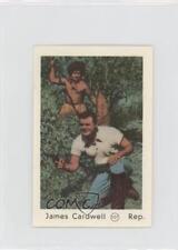 1952 Maple Leaf Gum Film Stars Number in Circle #107 James Cardwell Card 0f3