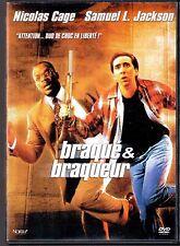 DVD braqué & braqueur   Nicolas Cage   Comedie