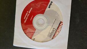 quicken deluxe 2005 Installation CD (only)