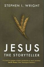 Jesus the Storyteller, Excellent Condition Book, Wright, Stephen I., ISBN 978028