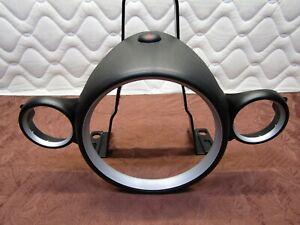 08 09 10 11 12 13 Mini Cooper Instrument Speedometer Dash Bezel Cover Trim OEM
