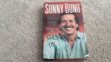 Sonny Bono And The Beat Goes On Cher Tv Music Autograph Signed Book