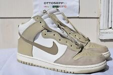 11 2005 NIKE SB DUNK High Khaki White vtg qs low mid pro gum sand 305050 - 121