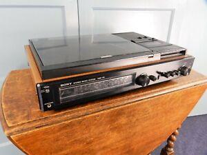 RETRO SONY STEREO MUSIC SYSTEM HMK - 11B RADIO RECORD DECK TAPE SPARES & REPAIRS