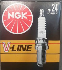 4pzas. NGK bkur6et-10 Bujías V-line 24 (3045) VW GOLF PASSAT POLO BORA #
