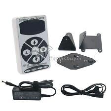 Hurricane HP-2 White Dual Digital LCD Tattoo Power Supply Machine AC100-240V TZT