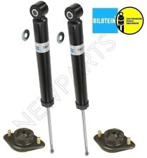 For BMW E30 3-Series Sport Suspension Bilstein B4 Rear Shocks & Upper Mounts OEM