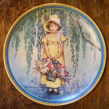 Collector Plate EASTER by Jessie Willcox Smith ~ COA ~ Childhood Holiday Memorie