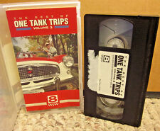 BEST OF ONE TANK TRIPS Cleveland travel video WJW-TV Ohio VHS Cuyahoga Parks V3
