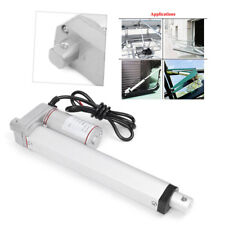 12V Linear Actuator 750N Electric Motor Stroke 50mm 100-800mm For Medical Auto