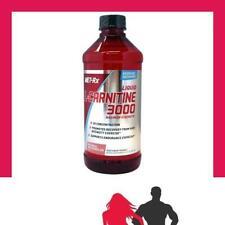 MET-Rx - Liquid L-Carnitine 3000, Natural Watermelon - 473 ml.