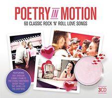 Poetry In Motion - 60 Classic Rock 'N' Roll Love Songs [CD]