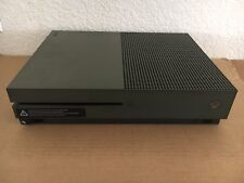 Microsoft XBOX ONE S 1TB Military Green Battlefield 1 System- CONSOLE ONLY