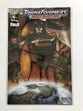 Transformers Armada #3 Dreamwave Productions Oct 2002