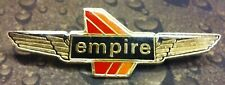 Empire Airlines Wings pin badge