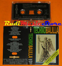 MC TECHNOBALILLA Dance version 1ital y ALPHARECORD MCAR 3196  cd lp dvd vhs