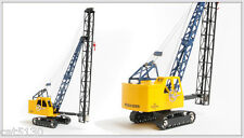 Michigan C24 Crane w/ Pile Driver 1/48 Brass - CCM - Mint In Box - Only 200 Made
