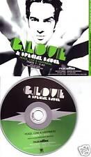 G. Love Peace Love Happines TST PRESS PROMO CD Single G