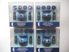 Lot of 12 Gift Sets Aromatherapy Fragrance Perfume Oil Candle Burner Diffusers