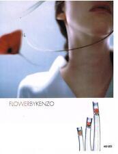 PUBLICITE ADVERTISING  2003   LES SENTEURS   de  KENZO