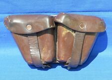 Original Leather POUCH for MOSIN NAGANT Ammo Belt CASE #2