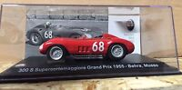 "DIE CAST "" 300 S SUPERCORTEMAGGIORE GRAND PRIX  "" MASERATI 100 YEARS COLLECTION"