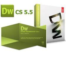 Adobe Dreamweaver CS 5.5, Deutsch für Windows, Vollversion, Upgradefähig auf CS6