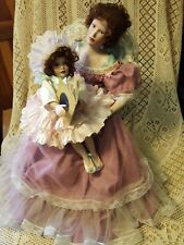 Timeless Love-Paradise Galleries-Porcelain Dolls-Premiere-Mother/Daughter w/Box