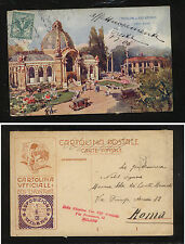 Italy   color post card local use  1906         KL0528
