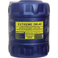 Original MANNOL 1x20 Liter Extreme 5W-40 API SN/CF Öl Motoröl MN7915-20