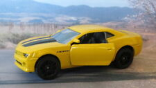 CHEVROLET CAMARO 1:62 (Yellow) Majorette MIP Diecast Passenger Car