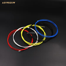 1 Sqm plating silver wire High temperature resistant electronic module cable 2M
