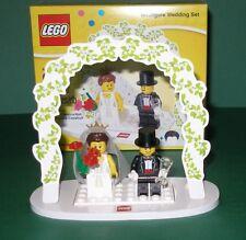 Lego 853340 Hochzeitspaar / Brautpaar ( Tisch und Torten - Deko Set ) Neu + OVP!