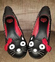 TUK Kitty Cat Pumps, Size 6 🐱