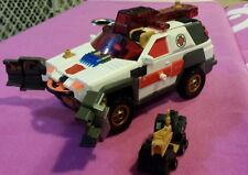 ** 2002 - Transformers Armada Red Alert with Longarm **