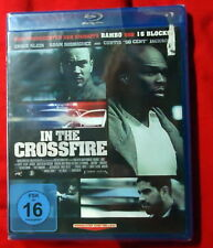 In the Crossfire - 50 Cent / Chris Klein / Adam Rodriguez - Blu-Ray - 2010 - NEU