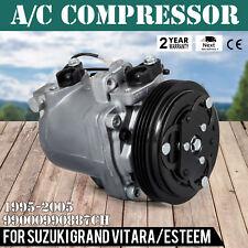 fits99-05 Suzuki Grand Vitara 04 Suzuki Vitara 2.5L A/C Compressor&Cluth