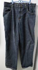 Men's Tommy Hilfiger Jeans Loose Fit 38 x 32 Dark Wash