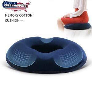 Comfort Seat Hips Cushion Memory Foam Butt Up Cotton Lift Pad