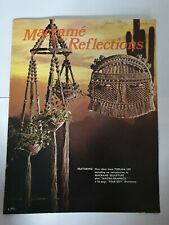 Macrame Reflections Pattern Booklet