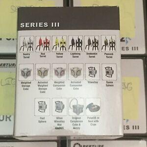 Portal 2 Sentry Turret Series III 3 - NECA WizKids Valve