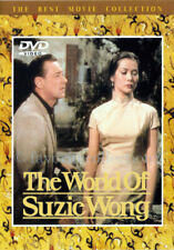 The World of Suzie Wong (all Region DVD 1960) William Holden Nancy Kwan as