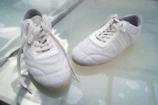 BIKKEMBERGS Damen Schuhe Sneaker Schnürschuhe sportlich Gr.40 weiß TOP #6k