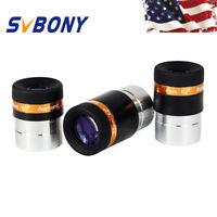 "SVBONY 1.25"" 4/10/23mm Fully Coated Eyepiece for Astronomic Telescope US Ship"