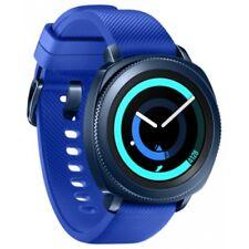 SAMSUNG R600 GEAR SPORT SMARTWATCH BLUE ARMBANDUHR FITNESSTRACKER GPS MP3
