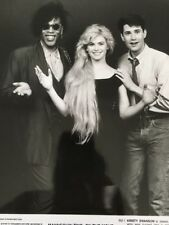 """Press Photo """"MANNEQUIN TWO: ON THE MOVE"""" M. Taylor, Kristy Swanson, W. Ragsdale"""